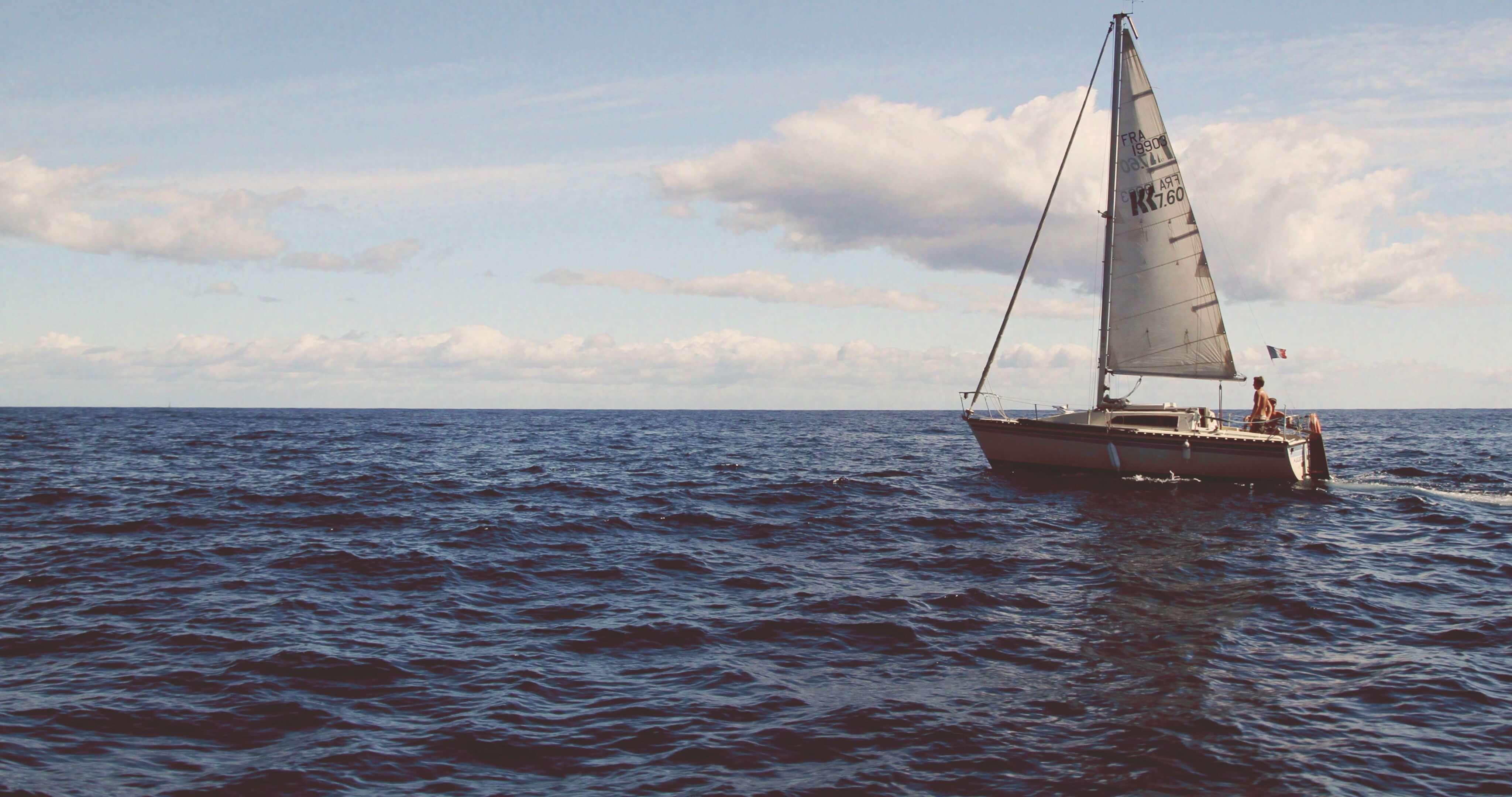 Avontuur-zeilboot