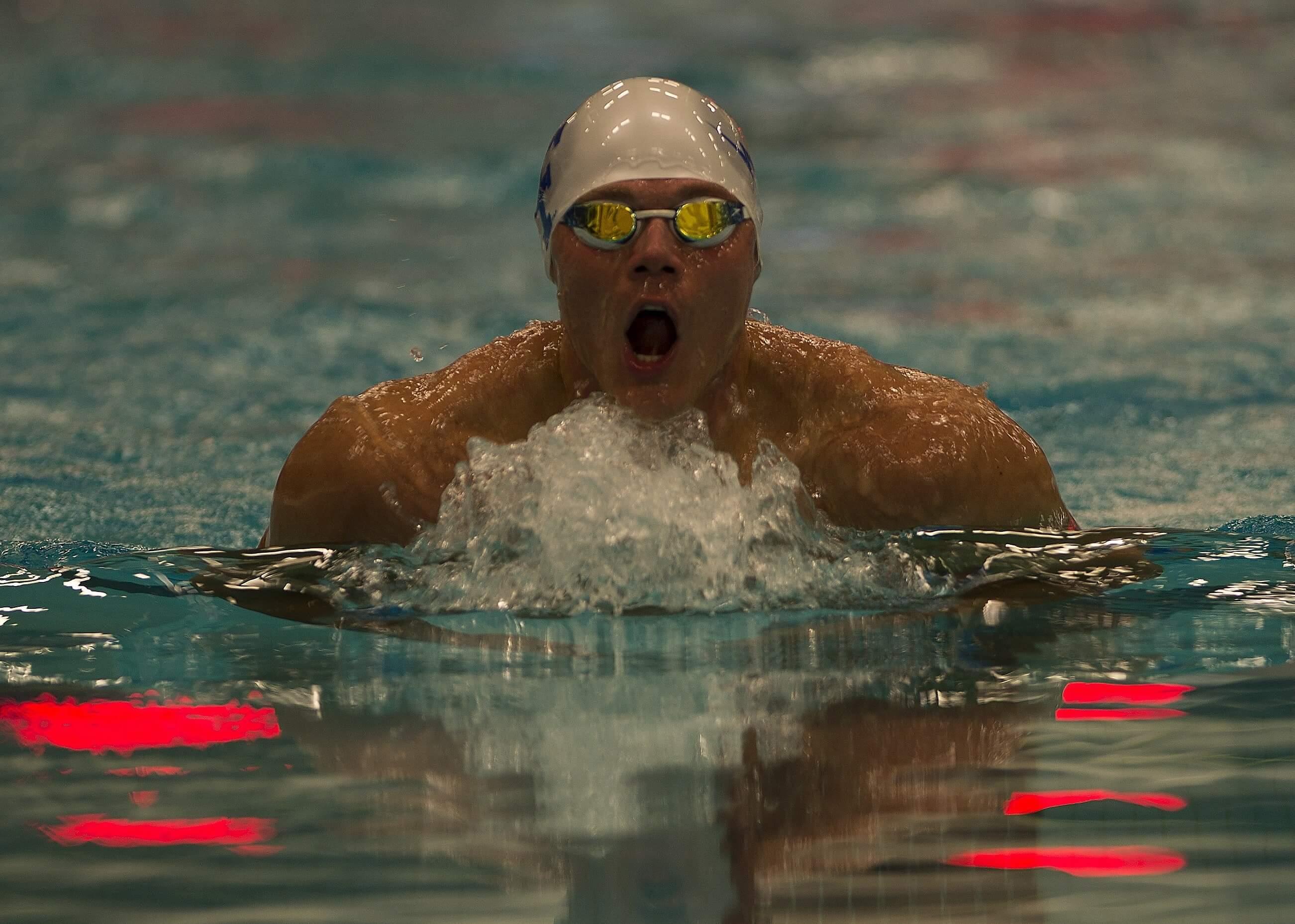 atleet-zwemmen